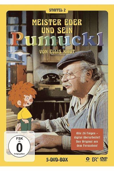 Meister Eder Und Sein Pumuckl-Staffel 2 (HD)