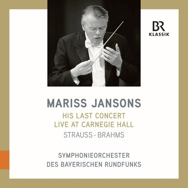 Mariss Jansons - His last concert at Carnegie Hall