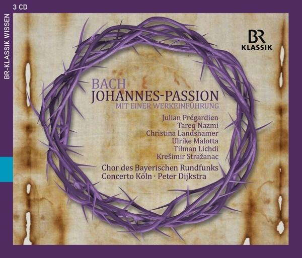 Johannes-Passion (inkl.Werkeinf