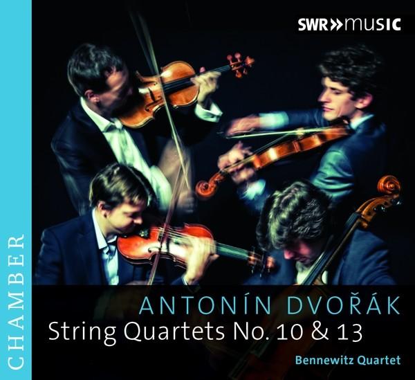 Dvorák: Streichquartette 10 und 13