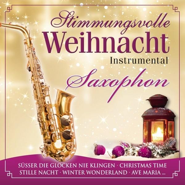 Stimmungsvolle Weihnacht 5-Saxophon