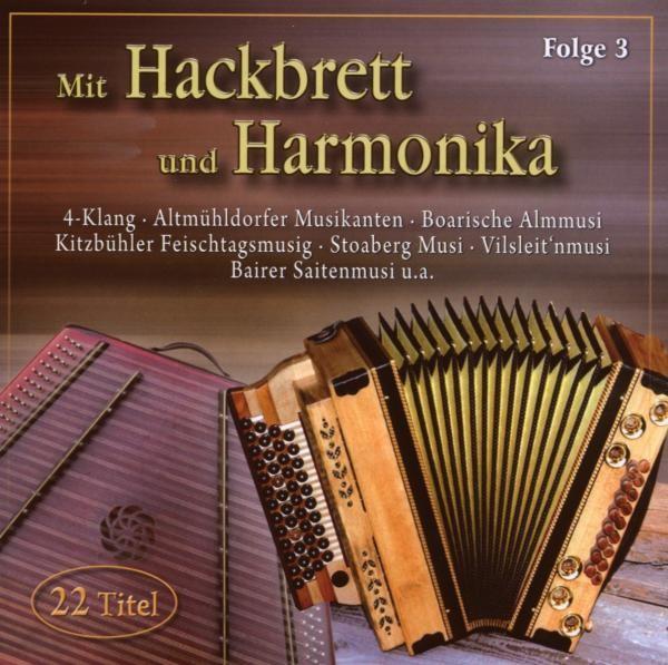 Mit Hackbrett und Harmonika 3