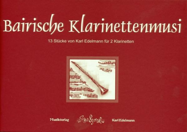 Bairische Klarinettenmusi Folge 1