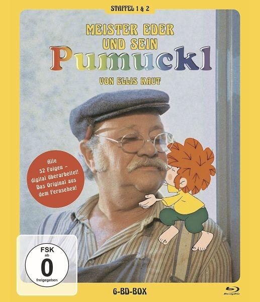 Meister Eder Und Sein Pumuckl-Staffel 1+2 (BD)