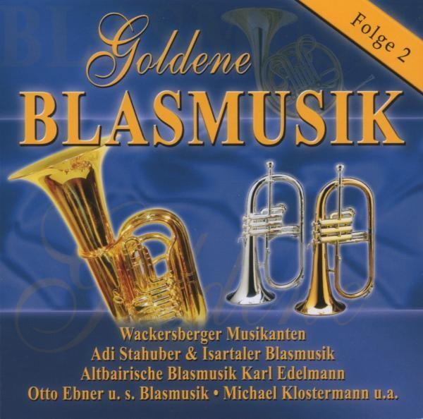 Goldene Blasmusik 2