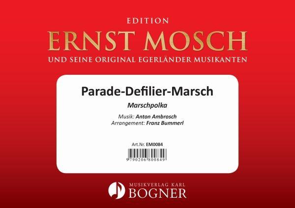 Parade-Defilier-Marsch