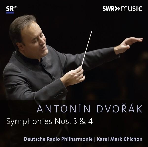 Dvorák: Sinfonien 3 & 4