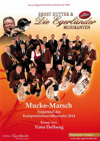 Mucke Marsch (Sinfonische Ausgabe)