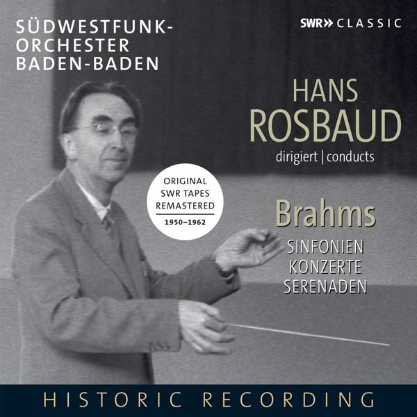 Hans Rosbaud dirigiert Brahms