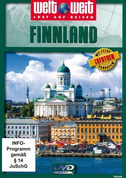 Finnland (Bonus Lofoten)