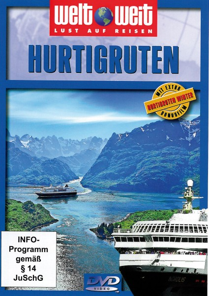 Hurtigruten (Bonus Hurtigruten Winter)