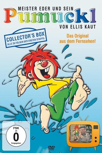 Pumuckl-Staffel 1 (4 DVD)